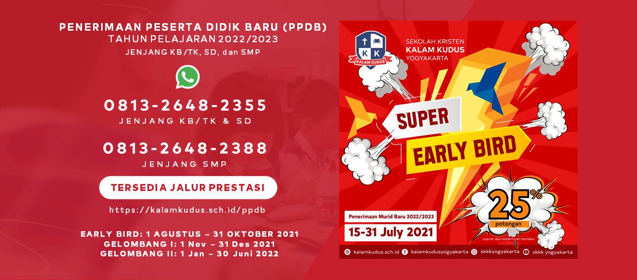 PPDB SKKK Yogyakarta